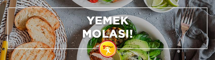 yemeksepeti.com iş birliği ile
