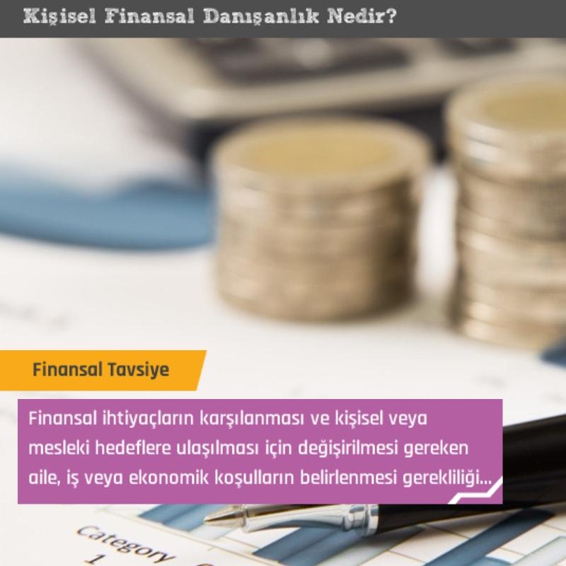 Finansal Danışmanlık ve Etik Eğitimi