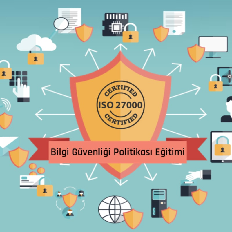 ISO 27001 Bilgi Güvenliği Yönetim Sistemi Sertifika Programı
