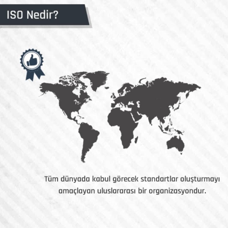 ISO 9001-2008 Kalite Yönetim Sistemi ve İç Tetkikçi Sertifika Programı