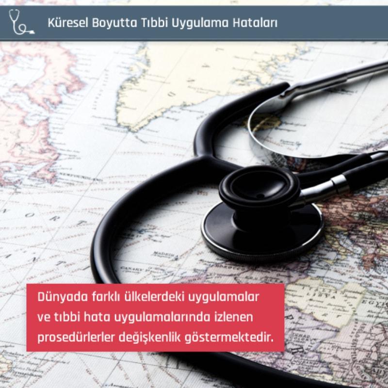 Küresel Boyutta Tıbbi Uygulama Hataları Eğitimi