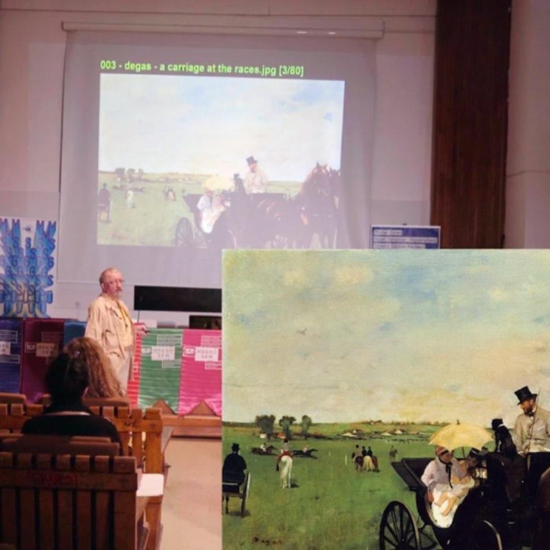 Resim Okuma ve Modern Üslup Tarihi Eğitimi Bölüm 1 (Sanat Akımları-İzm'ler - Empresyonizm)