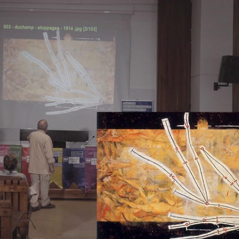 Resim Okuma ve Modern Üslup Tarihi Eğitimi Bölüm 4 (Marcel Duchamp - Readymade - Türevleri ve Popart)