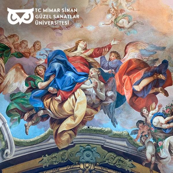 Resim Okuma ve Üslup Tarihi Eğitimi Bölüm 3 (Barok - Rokoko)