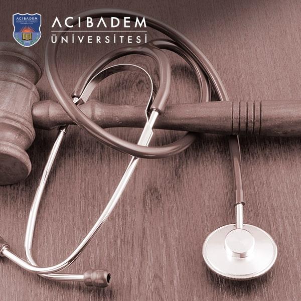 Sağlık Hukuku Sertifika Programı