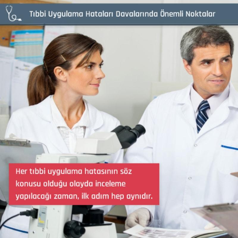 Tıbbi Uygulama Hatası - Komplikasyon Ayırımının Yapılması Eğitimi