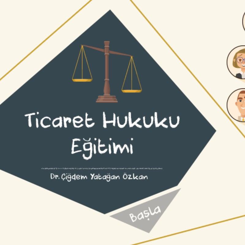 Ticaret Hukuku Eğitimi